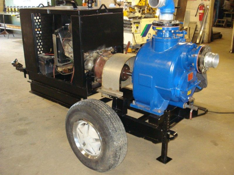 Lakecraft Corporation - Pumps Portable Trash Pump