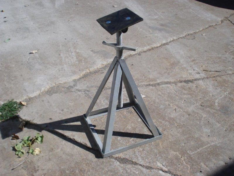 Lakecraft Corporation - Fabrication, Machine shop Portable Jackstands