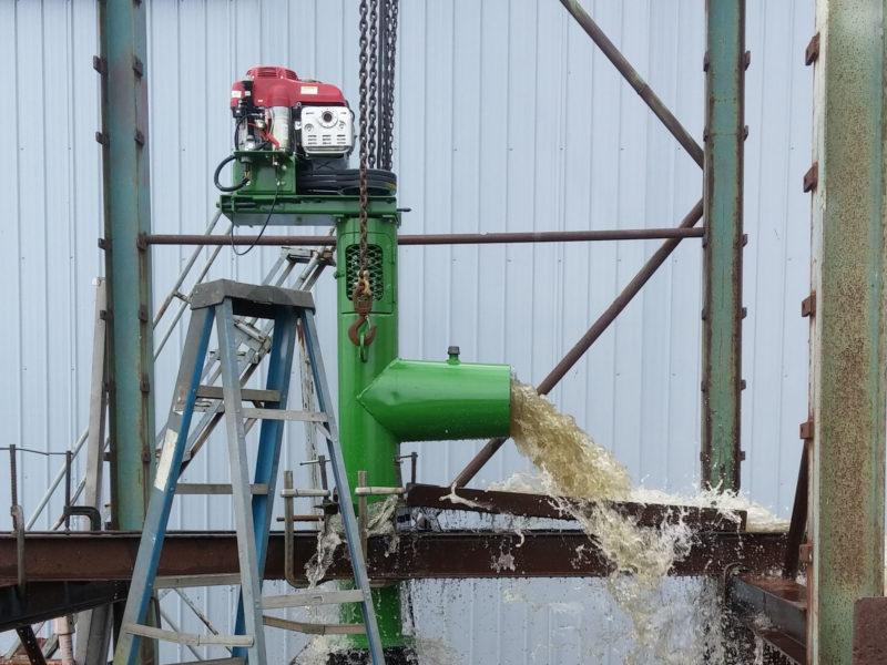 Lakecraft Gas Dike pump